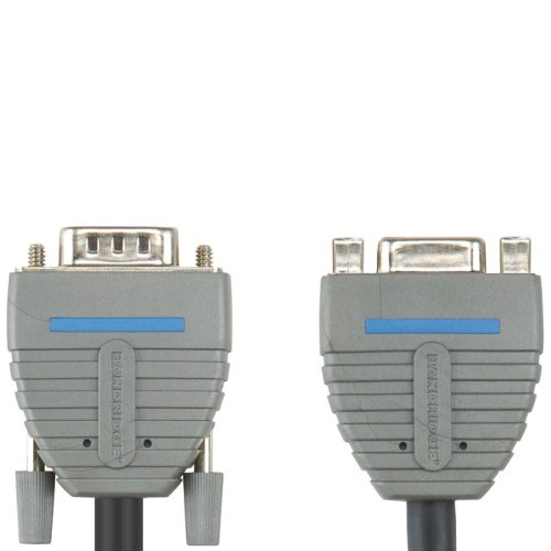 DVI-D Monitor Extension Cable Bandridge 5m, DVI-D Maile DVI-D Female Dual Link CLI4605X