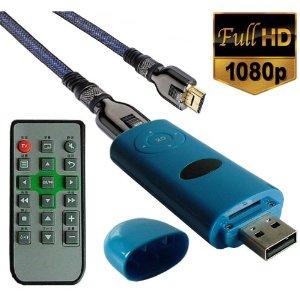 Плеер HDMI Mini Player Full HD 1080p + 4GB встроенной памяти