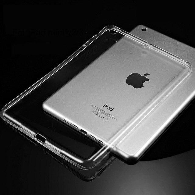 iPad-1/2 Пластик прозрачный