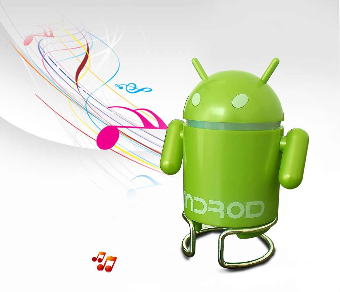 Акустика Android Boy ID-710  FM, MP3, USB акустика