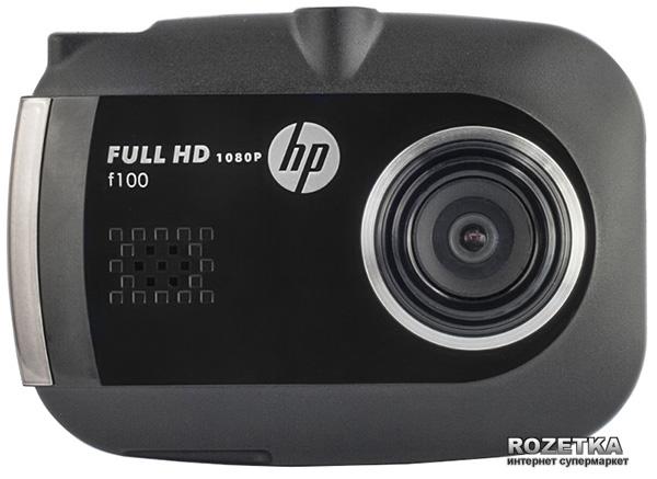 Видеорегистратор HP F100