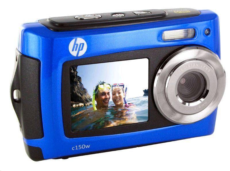 Видеокамера Hewlett-Packard c150W