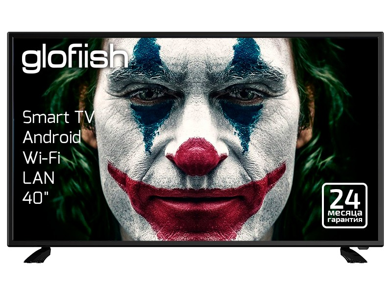 Телевизор glofiish iX 40 Smart TV
