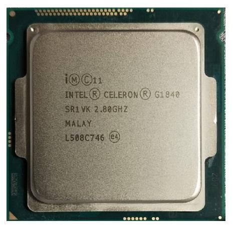 Процессор Intel Celeron G1840 TRAY