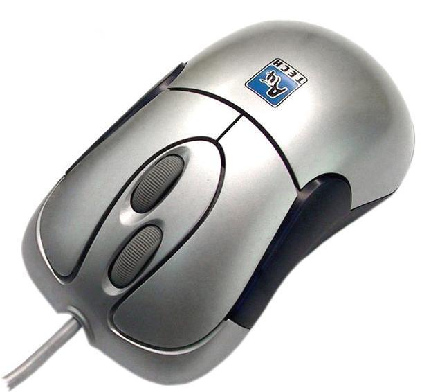 Мышка A4 TECH WWW 25 PS\2