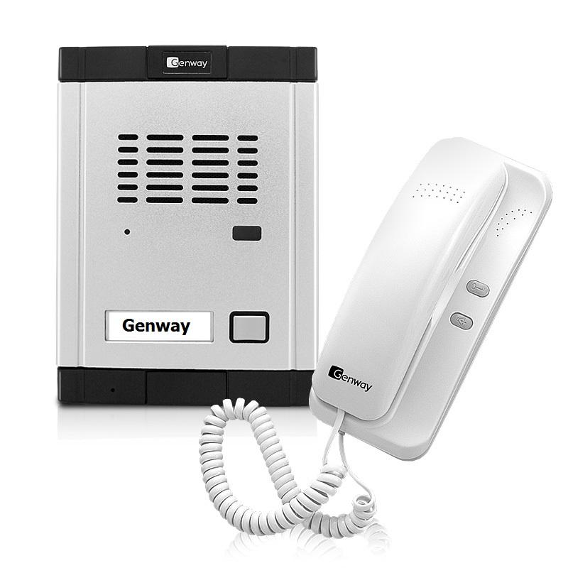 Аудиододомофон Genway WL-06Dd2D