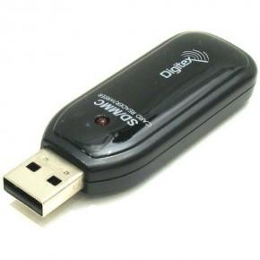 адаптер Card Reader USB 2.0 All in 1 - 18(MS)