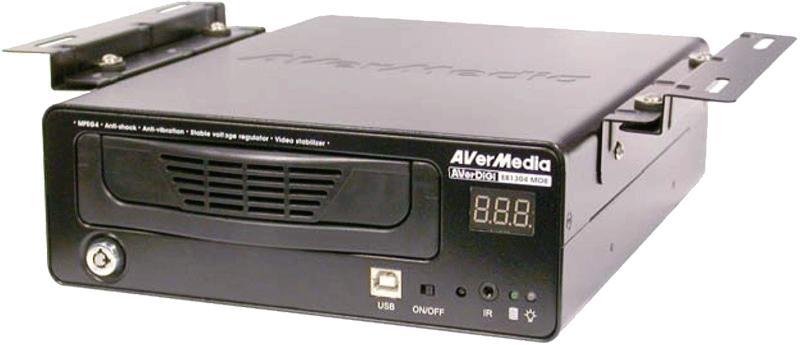 Сервер видео наблюдения AverMedia EB 1304 MOB